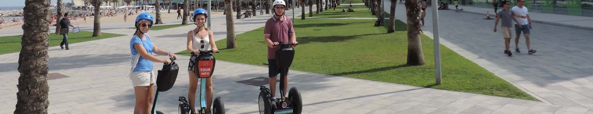 Barcelona segway tours reviews there