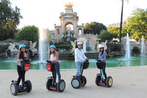Barcelona-Grand-City-Segway-Tour
