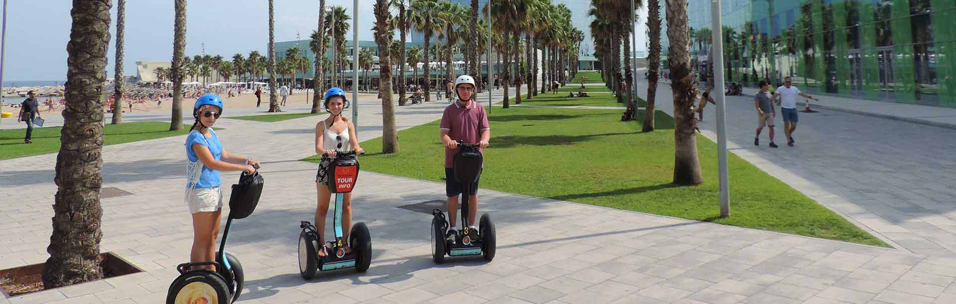 Beach Segway Tour